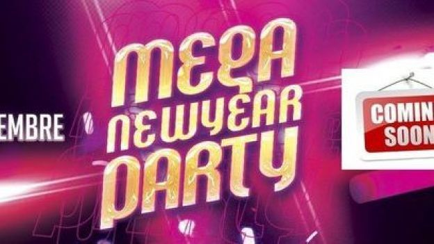 Mega New Year Party à Anthée