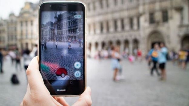 Cette carte interactive pokemon go vous permet de for Se geolocaliser
