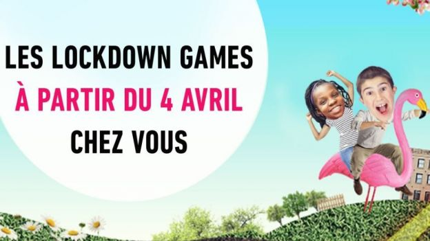 Lockdown Games proposé par Das Box