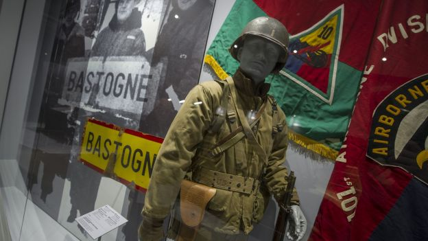 2. Luxembourg : Bastogne War Museum