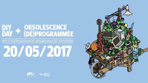 DIY Day + obsolescence (dé)programmée