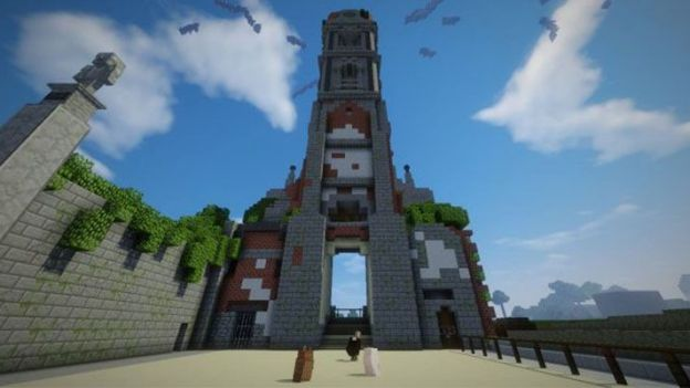 Pairi Daiza « Made in Minecraft »