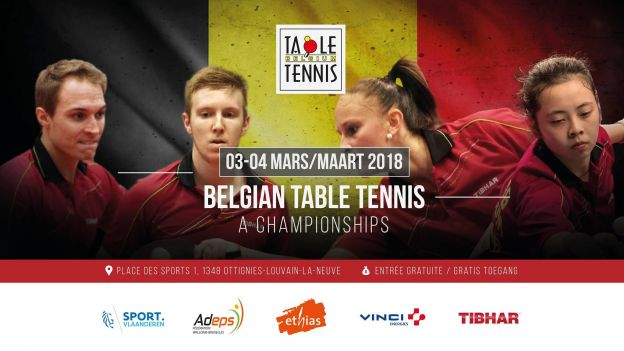 Belgian Table Tennis