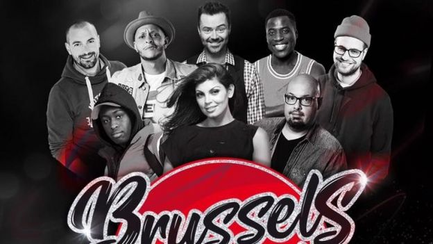 Brussels Comedy Camp