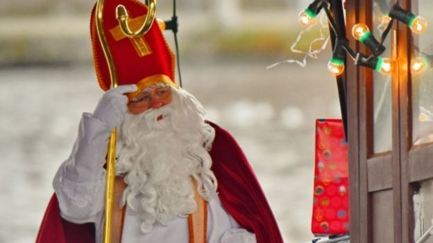 Le grand Saint-Nicolas arrive !