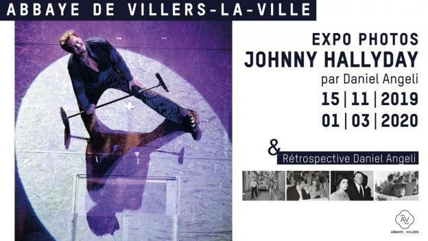 Johnny Hallyday, l'expo photo à Villers-la-Ville