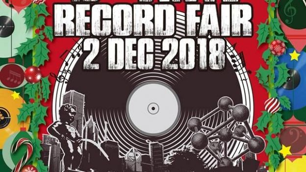 Brussels Record Fair 2018