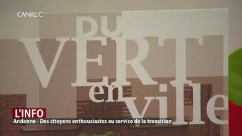 Des Andennais enthousiastes au service de la transition