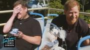 An Afternoon with Prince Harry & James Corden